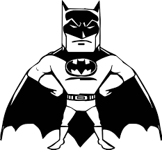 Small Picture Batman Cartoon Aby Coloring Page Wecoloringpage