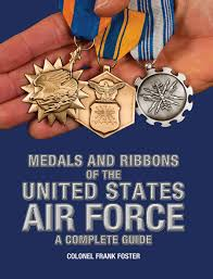 Us Air Force Medals And Ribbons Chart Medals And Ribbons Of The U S Air Force Medals Of America