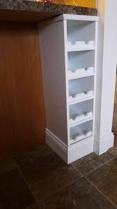 Wine Racks For Kitchen Cabinets Under Counter Perfekt Wine Shelf Ikea Hackers Ikea Hackers