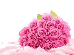 pink roses flowers bouquet png clipart
