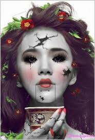 scary doll makeup ideas 11 jpg