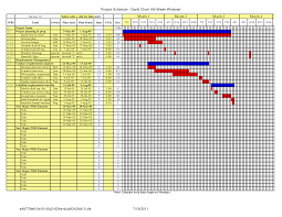 Excel Schedule Chart Template 036 Microsoft Excel Project Schedule Template Office