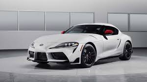 2020 Toyota Supra Pricing Starts At 49 990 In U S