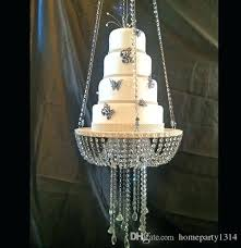 picture from customer design we no offer the stand only hanging crystal beads chain thanks decorations