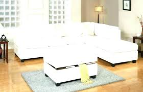 cream leather sectional sofa cream colored leather sectional