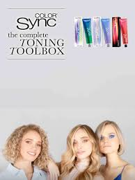 Color Sync The Complete Toning Toolbox Matrix Professional