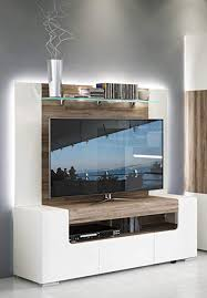 Toronto TV Cabinet With Wall Panel   Medium U2013 Living Room Entertainment  Center / Fit For