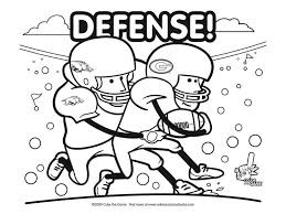 Small Picture Auburn football coloring pages auburn football coloring page free