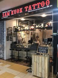 Sam Kuok Tattoo Berjaya Times Square