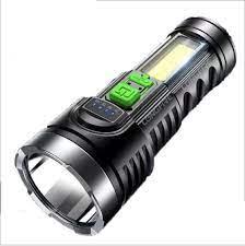 ĐÈN PIN CẦM TAY SIÊU SÁNG 4 CHẾ ĐỘ 3-D7-L1-625 - Đèn pin Nhà sản xuất OEM