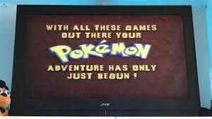 Start of Pokemon the first movie UK VHS - YouTube