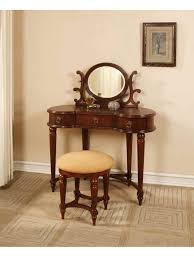 Bedroom Furniture Vanity Mirror Table Table With Mirror Small