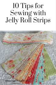 10 ideas for using jelly roll strips in your quilts and quilt ... & 10 ideas for using jelly roll strips in your quilts and quilt projects. Adamdwight.com