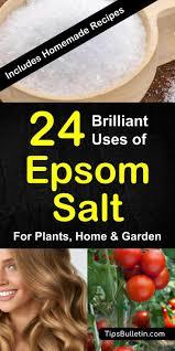 epsom salt for gardening. Epsom Salt Uses For Plant, Garden, Health And Home Application. Including Using This Gardening