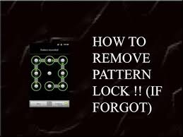 Pattern Password Disable Custom HOW TO REMOVE PATTERNPASSWORD LOCK ON ANY ANDROID YouTube