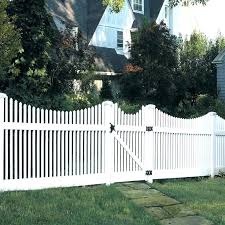 Scalloped vinyl picket fence Pvc Ft Vinyl Fence Fence Picket Shop Freedom Ready To Assemble Scallop White Scalloped Picket Vinyl Stoffwechselcoachinfo Ft Vinyl Fence Fence Picket Shop Freedom Ready To Assemble Scallop