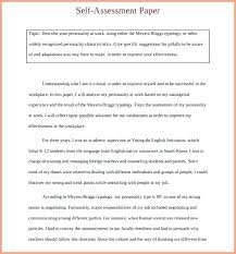 Employee Self Assessments Best Self Job Performance Evaluation Sample Dressieco