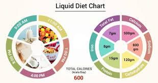 Liquid Diet Chart For Weight Loss Diet Chart For Liquid Patient Liquid Diet Chart Lybrate