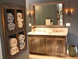 Decorating Ideas For Bathroom Shelves Monfaso - Modern bathroom shelving