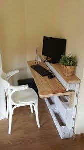pallet furniture desk. Simple Pallet Desk Diy - Home Decorating Trends Homedit Furniture L