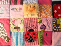 the long-lost baby clothes quilt! - a happy stitch & baby clothes quilt Adamdwight.com