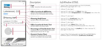 Html Font Size Chart Bg Cartography Fusion Table Infowindow