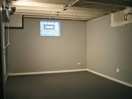 cool waterproof paint for basement walls interior colors basements concrete