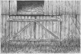 window pencil drawing. pencil drawings old barns window drawing o