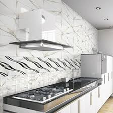 kitchen wall tiles. Tiles:Digitale-Satin Kitchen Concept Wall Tiles 300 X 600 Mm