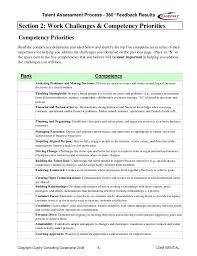 360 Evaluation Stunning Sample 48 Feedback Report Gordon Curphy PhD