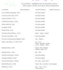Printable Bridal Shower Gift List Template Wedding Gift Registry Ideas Enginatik
