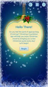 Best Christmas countdown apps - AppleBase