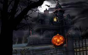 45+] Scary Halloween HD Wallpaper on ...