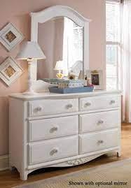 Lea Haley Double Dresser - White Finish - 012-261 - Lea Furniture |  Furniture, Rosenberry rooms, Youth furniture