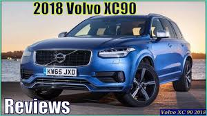 2018 volvo suv.  suv volvo xc90 2018  review interior exterior throughout volvo suv 1