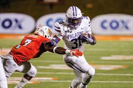 Corey Watkins 2020 Football Furman University