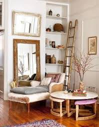 bohemian home decor eclectic earth tones vintage charming