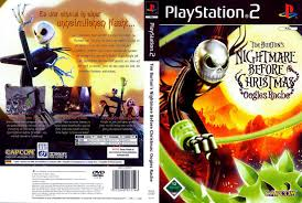 Nightmare Before Christmas Ps2 | X-Mas