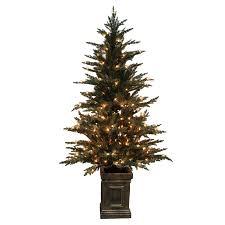 75 Ft PreLit Full Hamilton Pine Mixed Artificial Christmas Tree Pre Lit Spruce Christmas Tree