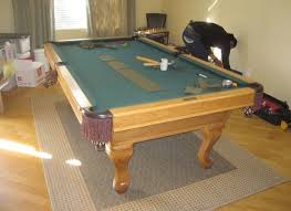 trabuco canyon rug swap refelt dk billiards pool table movers