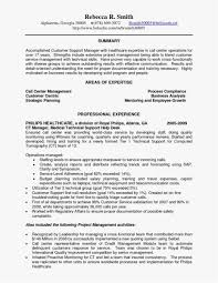 Free Customer Service Resume Samples Best of 24 Call Center Resume Samples Free Best Resume Templates