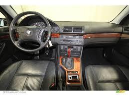 BMW 5 Series bmw 5 series 2000 : 2000 BMW 5 Series 528i Wagon Black Dashboard Photo #67282022 ...