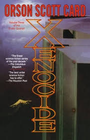 Book Review  Xenocide by Orson Scott Card  Ender Quintet       a     Goodreads
