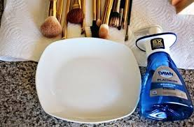 how to clean makeup brushes how to clean makeup brushes clean your makeup brushes with vinegar