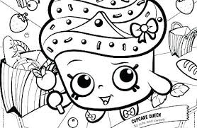 Shopkin Coloring Book Pdf Coloring Pages Printable Unicorn Girls