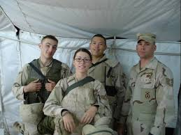 "A1C Elizabeth ""Liz"" Jacobson and some... - American Women Veterans 