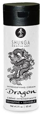 Купить SHUNGA <b>Интимный</b> мужской <b>крем</b> Dragon Sensitive 60 мл ...
