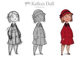 Resultado de imagem para Kafka and the Doll