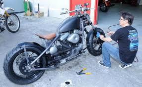 evo sportster rigid frame chopper bobber hardtail black wheels