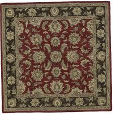 eye catching 10x10 square area rug at 51 rugs colonial mills montego blue burst indoor